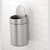 Ведро для мусора с крышкой SLIDE (5л), артикул 477546, производитель - Brabantia, фото 7