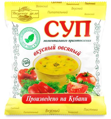 Суп овсяный, порционный, 28 гр. (Вкусное дело)