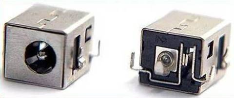 Разъем питания для ноутбука PJ-17 Разъeм 1,65 мм