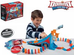 Disney Трек Cars2 с домино, 50 шт (0004DC)