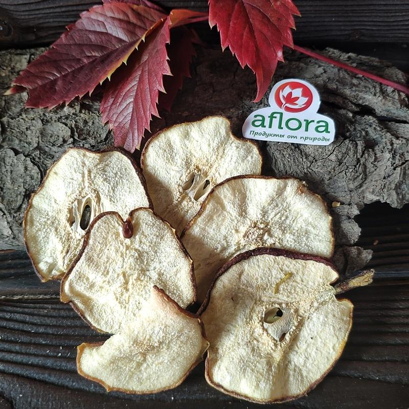 Фотография Чипсы фруктовые Груша / 250 гр купить в магазине Афлора