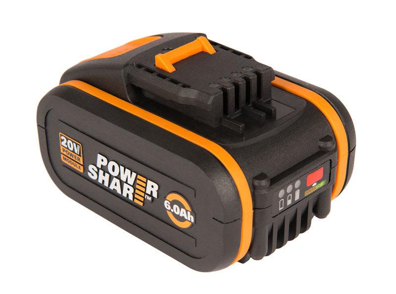 Аккумулятор WORX WA3641 20В 6 0 Ач