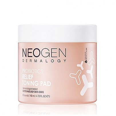 Тонер-диски Neogen Probiotics Relief Toning Pad  50 шт