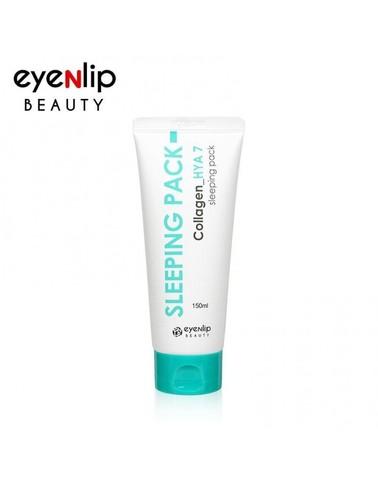 Ночная маска с коллагеном и гиалуроновой кислотой EYENLIP Sleeping Pack Collagen_HYA 7  150 мл.