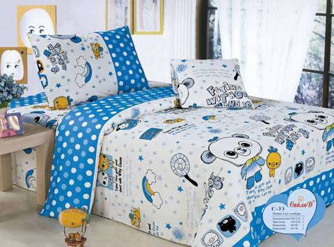 Детское постельное белье Сайлид С-33
