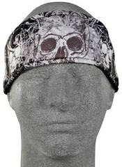 Повязка Zan Headgear DaVinci Skull