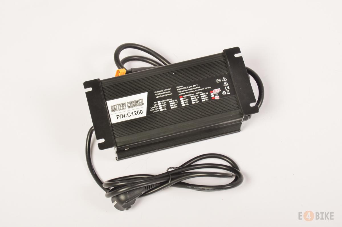 Зарядное устройство 1200 Вт (85 В)