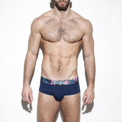 Брифы - Flowery Waistband Brief