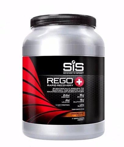 SiS Rego Rapid Recovery Plus, Шоколад, 490 гр (Великобритания)