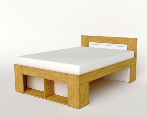 Кровать БЕЛЛРОК-1-2000-1600 /2036*900*1636/