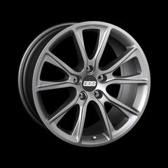 Диск колесный BBS SV 10.5x22 5x112 ET45 CB66.5 satin titanium