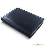 Ежедневник Letts Global Deluxe A5 синий (412 127220)