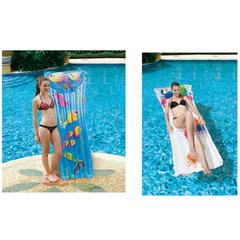 Summer Escapes Надувной матрас с дизайнерским принтом (AM-P09-0093)