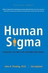 Human Sigma : Managing the Employee-Customer Encounter