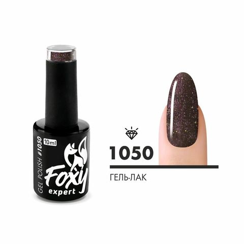 Гель-лак (Gel polish) #1050, 10 ml