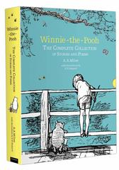 Winnie-the-Pooh: Complete Collection of Stories & Poems (slipcase HB)