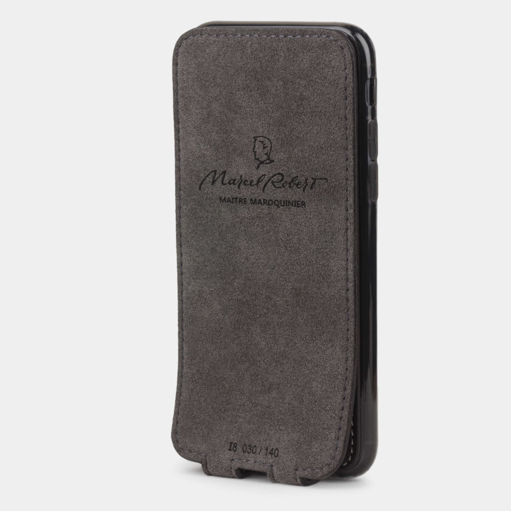 Case for iPhone SE - brown