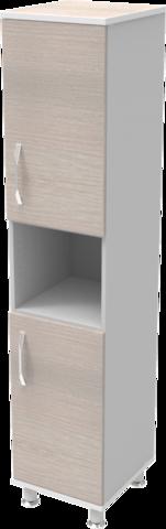 Шкаф медицинский общего назначения 1.03 тип 2 АйВуд Medical Office - фото