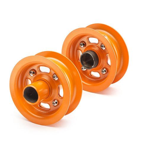 купить оранжевый обод для колеса BMX