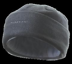 Шапка флисовая Alaskan BlackSalmon черная