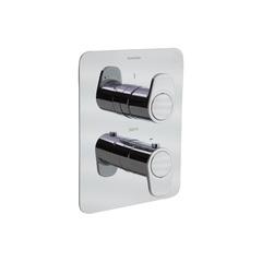 Встраиваемый термостатический смеситель для душа ALEXIA 368712S на 2 выхода