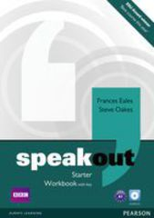 speakout Starter Workbook with Key and Audio CD...