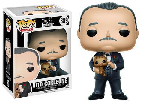 Фигурка Funko POP! Vinyl: The Godfather: Vito Corleone 4714