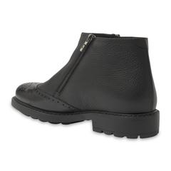 Кожаные ботинки Pakerson 14799 на меху