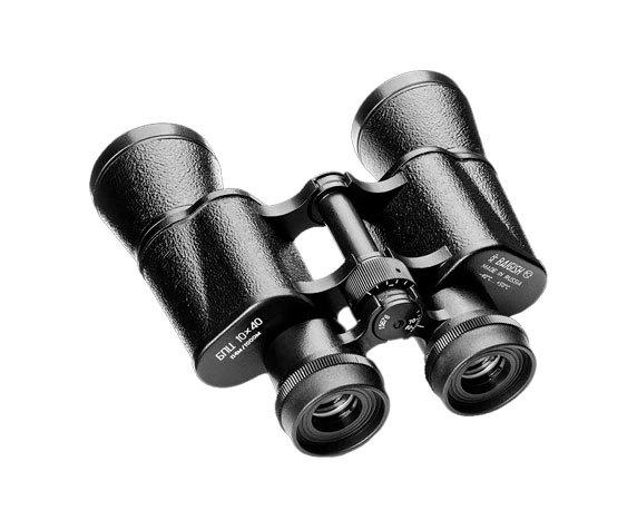 Бинокль БПЦ 10х40 Байгыш: окуляры с диоптрийной коррекцией