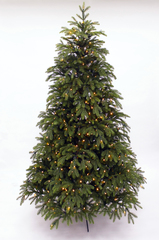 Black Box ель Коттеджная (лампы) 2,60 м зеленая