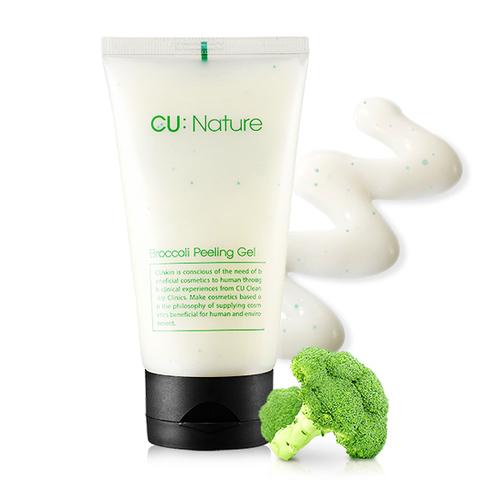 CU:Nature broccoli peeling gel