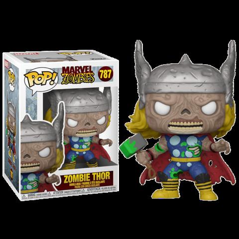 Zombie Thor Funko Pop! || Зомби Тор