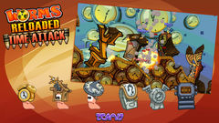 Worms Reloaded - Time Attack Pack (для ПК, цифровой ключ)