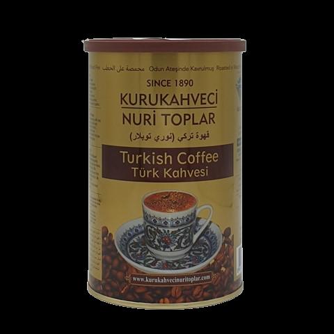 Турецкий кофе молотый NURI TOPLAR KURUKAHVECI, 250 гр