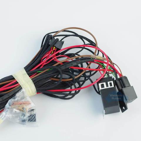 Жгут проводов для доработки догревателя Webasto TTZ в TTC 5