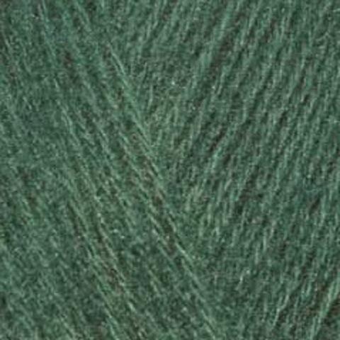 Пряжа Angora GOLD Alize 131 Зеленый