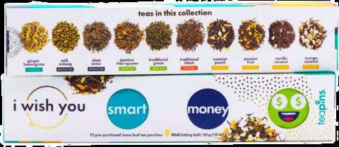 Чай Teapins I wish you ассорти подарочный набор