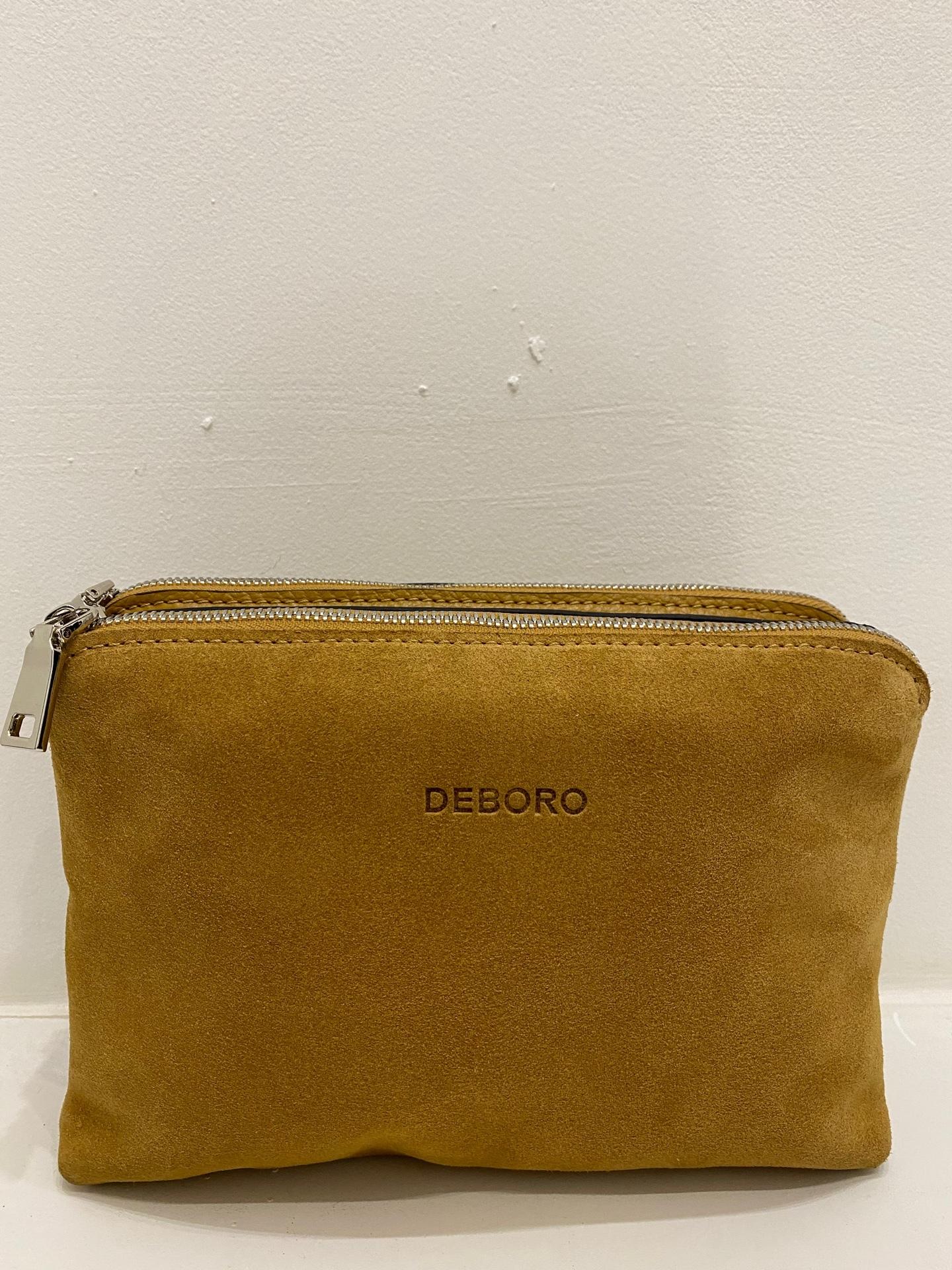 3983 глина/суприм Сумка Deboro