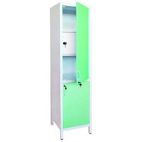 Шкаф ШМ 1.300 (с сейфом) - фото