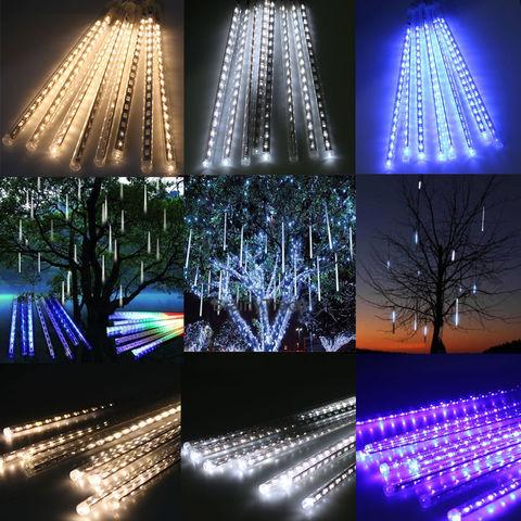 Светодиодные уличные гирлянды сосульки 30 см тающие LED