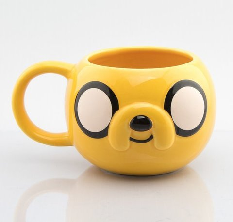3D кружка Джейк Время Приключений || Jake Adventure Time