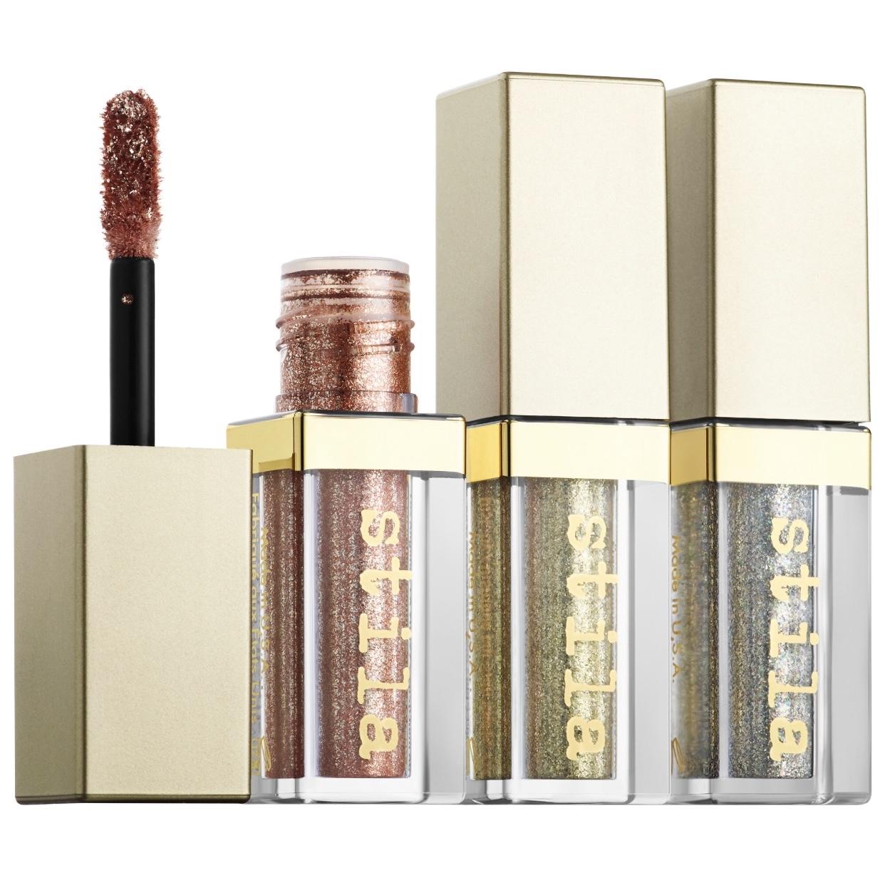 Stila Cosmetics — Oh My Stars Glitter & Glow Liquid Eye Shadow Mini Set