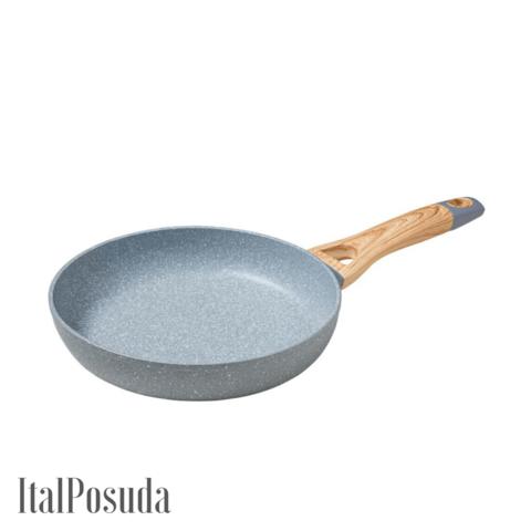 Сковорода PYREX OPTIMA STONE индукционная, 20 см