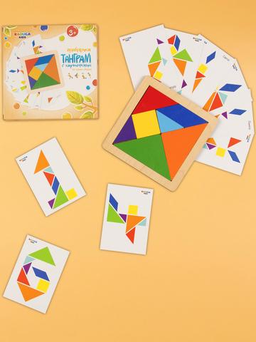 Танграм головоломка