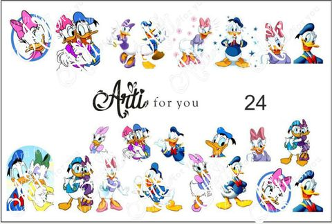 Слайдер наклейки Arti for you 24 купить за 100руб