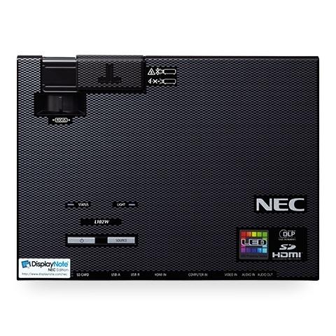 проектор nec l102w