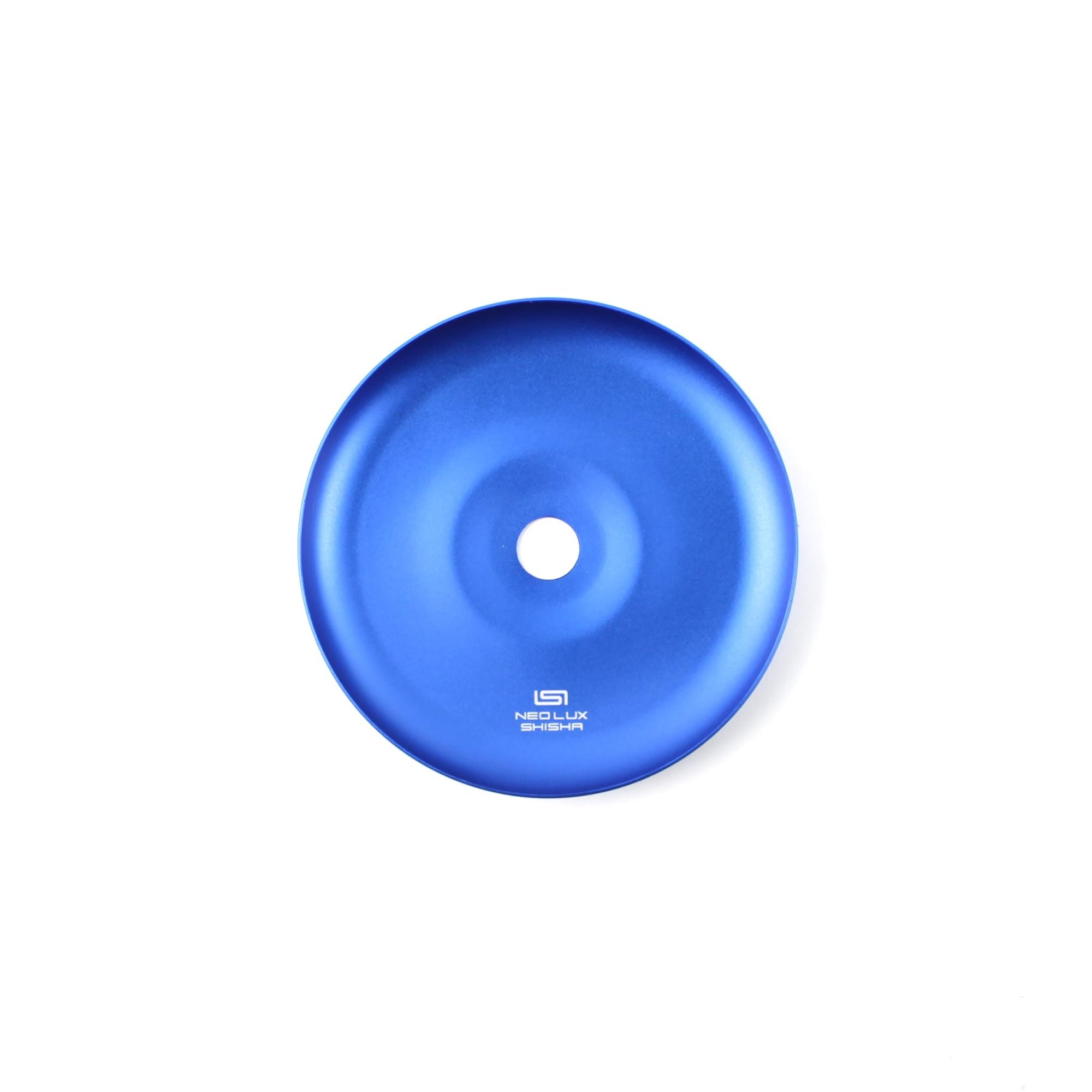 Блюдце для кальяна Neo Lux 1 Blue