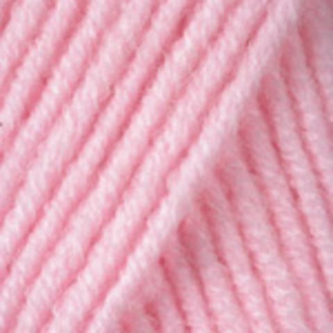 Пряжа Merino de Luxe (Мерино де люкс). Цвет: светло-розовый. Артикул: 217
