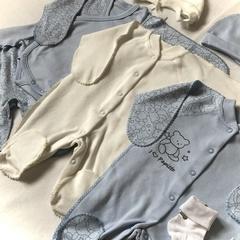 Набор одежды в роддом для недоношенных и маловесных, мальчик, вид 3