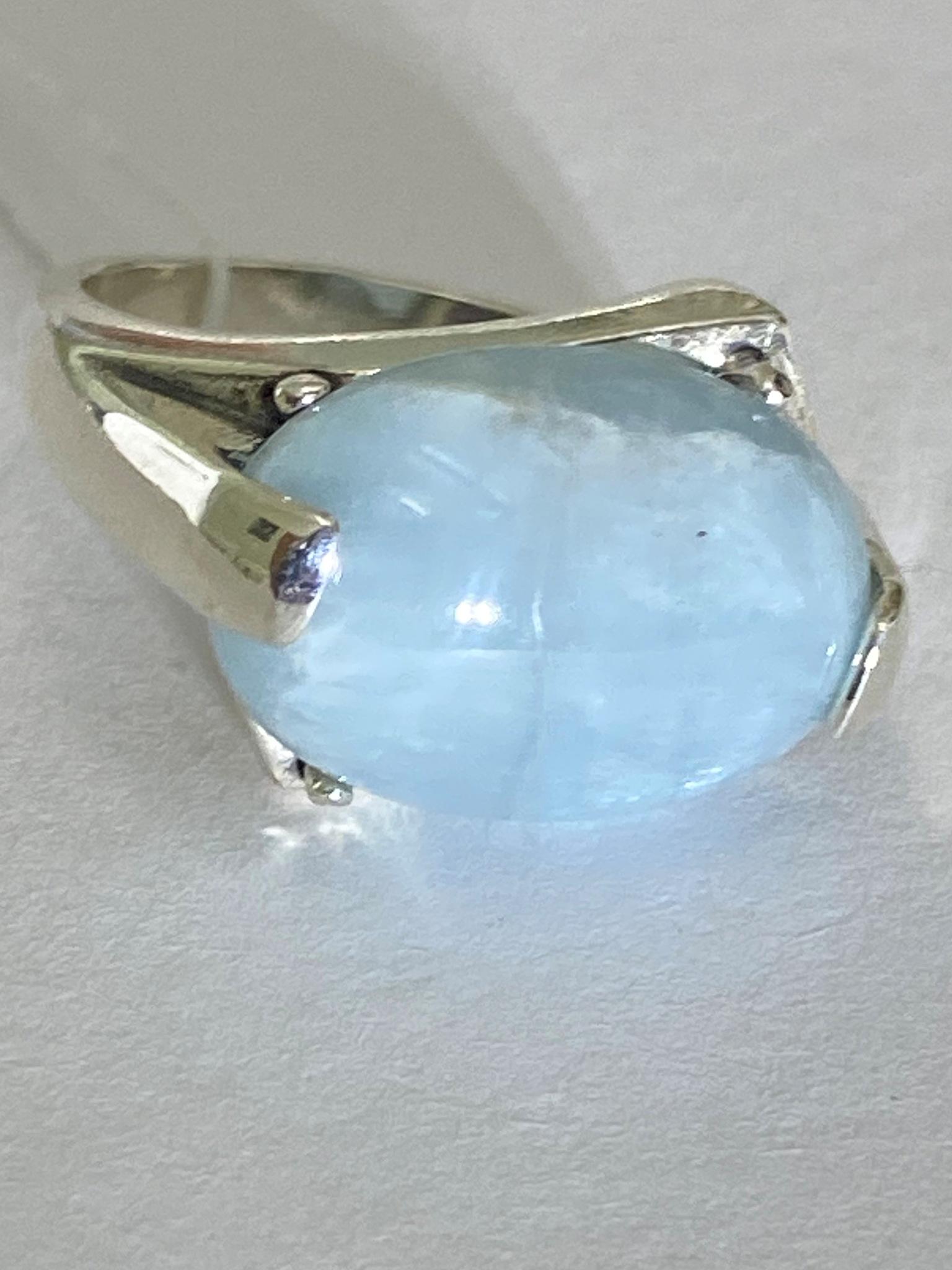 Радикал нат (кольцо из серебра)